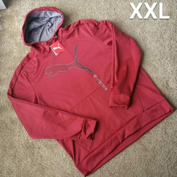 a8dc221e929 NWT Puma Men s Pullover Hoodie Sweater XXL